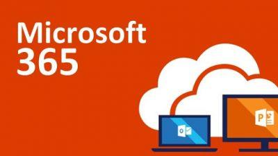 Microsoft 365 is compleet abonnement voor zakelijk gebruik
